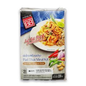 팟타이 만들기 태국음식 볶음 쌀국수 3분요리