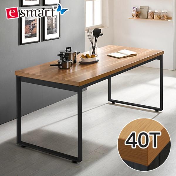 E스마트 이스마트 스틸헤비 테이블 1800x800 (사각다리)  / 상판두께40T 상품이미지