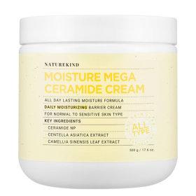 세라마이드 수분크림 500g 대용량/피부장벽강화+탄력