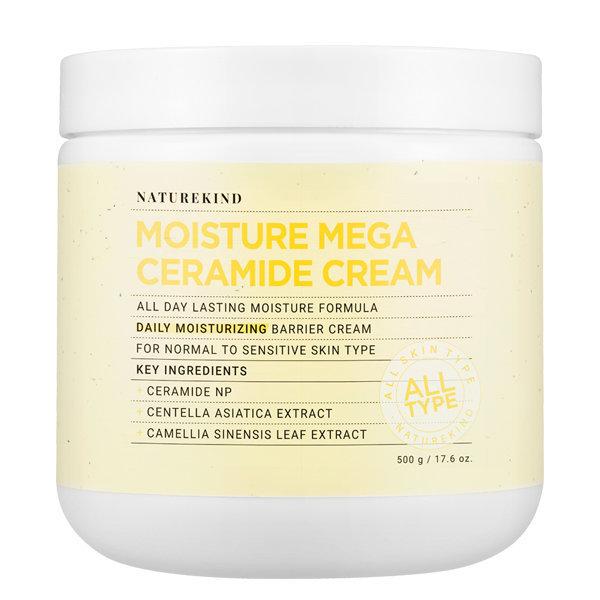 세라마이드 수분크림 500g 대용량/피부장벽강화+탄력 상품이미지