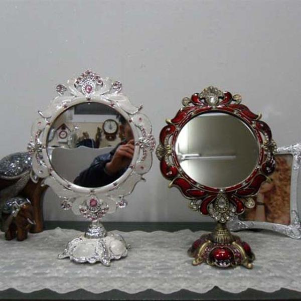 빅토리거울 인테리어거울 탁상거울 화장대거울 상품이미지