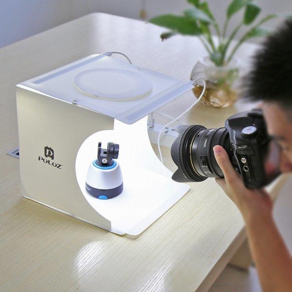 촬영 박스 LED 미니스튜디오 포토박스 소품 촬영 상품이미지