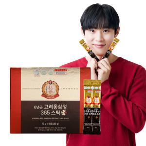 정원삼 6년근 고려홍삼정365 스틱 궁 /여성추천 홍삼
