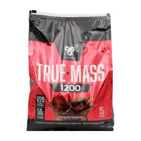 트루매스 1200 초콜렛 밀크쉐이크 탄수화물 프로틴 15 서빙 단백질 보충제 4.7 kg