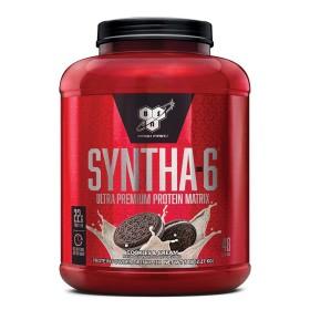 신타6 오리지널 쿠키 앤 크림 웨이 프로틴 파우더 48 서빙 단백질 보충제 2.27 kg