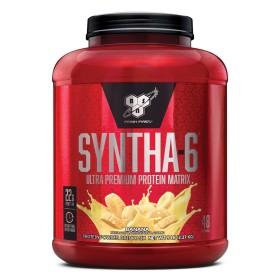 신타6 오리지널 바나나 프로틴 파우더 48 서빙 유청 단백질 보충제 2.27 kg