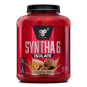 신타6 아이솔레이트 초콜릿 피넛버터 프로틴 48 서빙 유청 단백질 보충제 1.82 kg