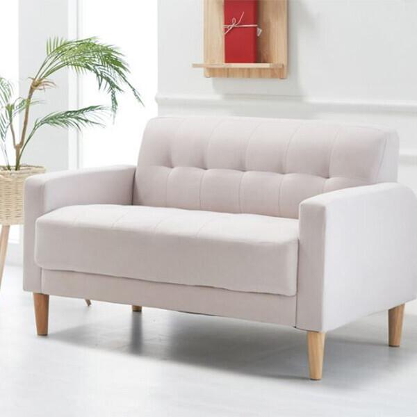 (현대Hmall) 에보니아  루비 2인 소파 쇼파 의자 / 착불배송 상품이미지