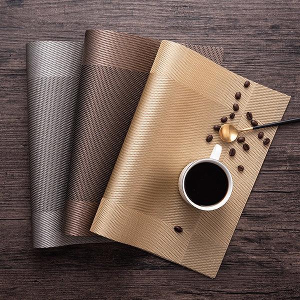 식탁매트 방수 테이블매트 북유럽 식탁 매트 /클래식 상품이미지