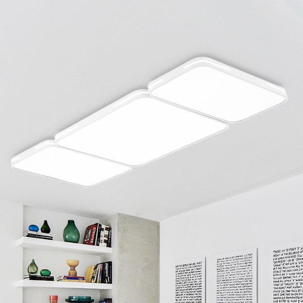 코콤 LED 루미 시스템 거실등 120W / 3+6+3타입 상품이미지