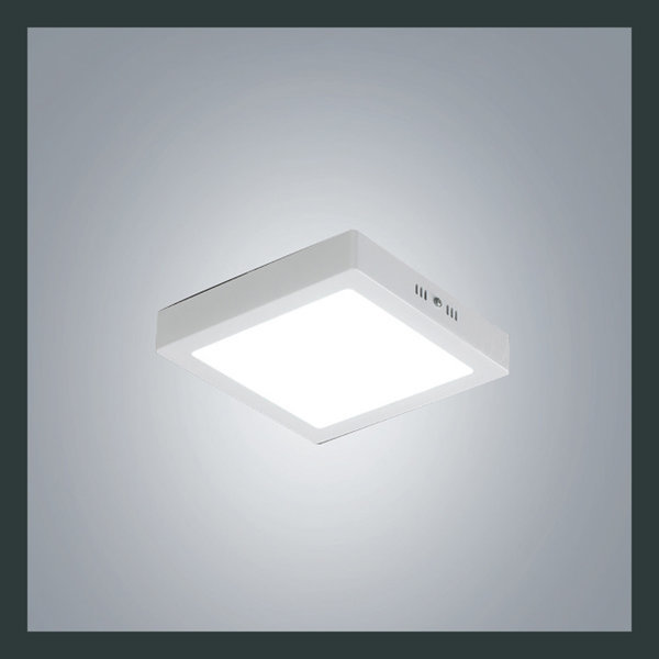 LED 시스템 사각 직부등 20W 화이트바디 베란다복도등 상품이미지
