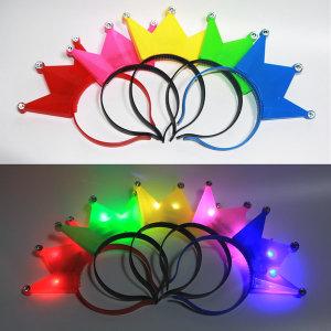 LED 머리띠 파티 머리띠 생일 이벤트 콘서트