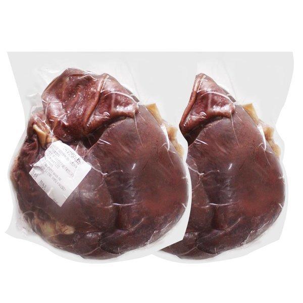오소리감투+간+허파+염통 2kg x2개/돼지국밥 순대국밥 상품이미지