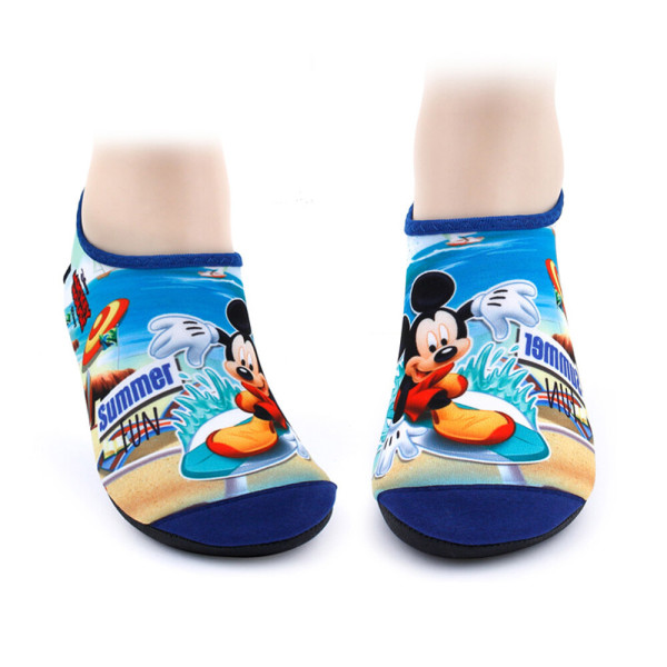 미키마우스 서핑 아쿠아슈즈 워터슈즈 유아 아동 신발 상품이미지