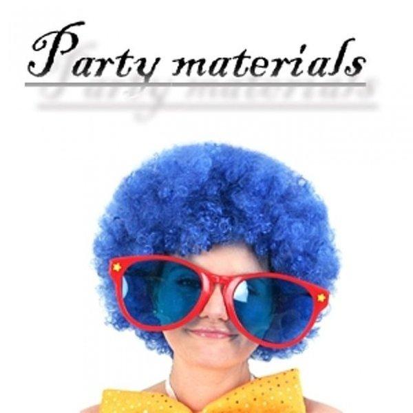 코스프레 블루 삐에로 가발  패션잡화 패션가발 가발 상품이미지