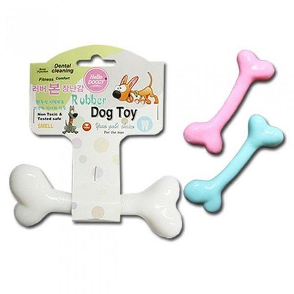애견 장난감 러버 본뼈다귀 장난감 랜덤 상품이미지