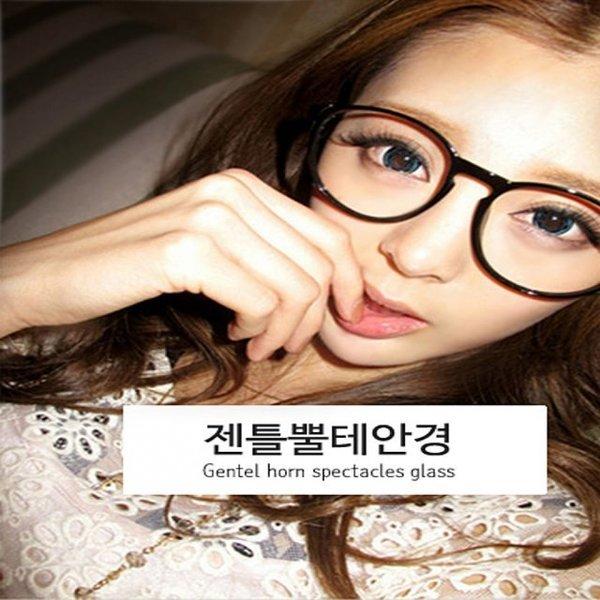 뿔테 메탈 안경 동글이안경 해리포터안경 뿔테안경 상품이미지