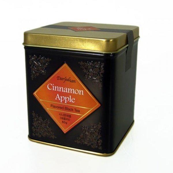 시나몬애플 홍차 80g CinnamonApple 홍차와 시나몬 상품이미지