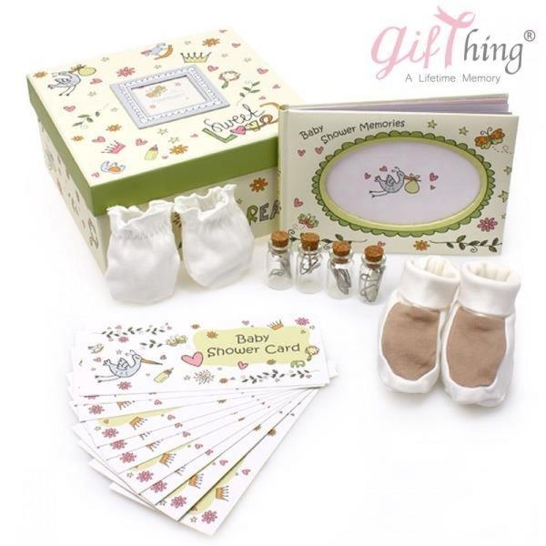 Gifthing 베이비 샤워세트 (봄) (출생선물) 상품이미지