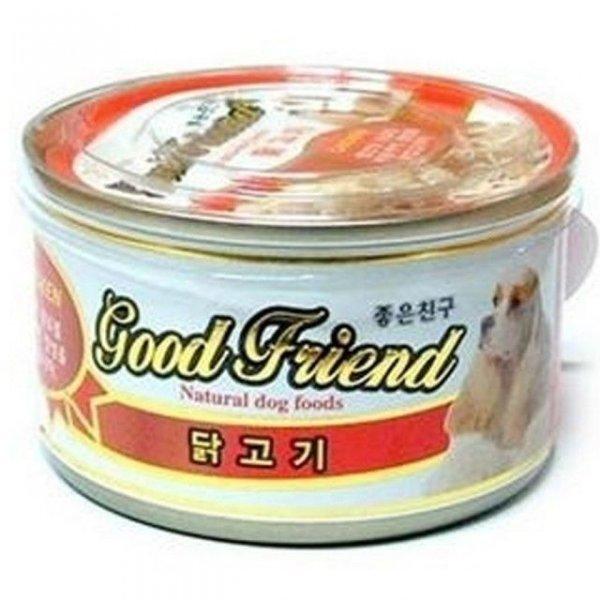 강아지용 통조림캔 클래식닭고기 100g 24개 애견통조 상품이미지