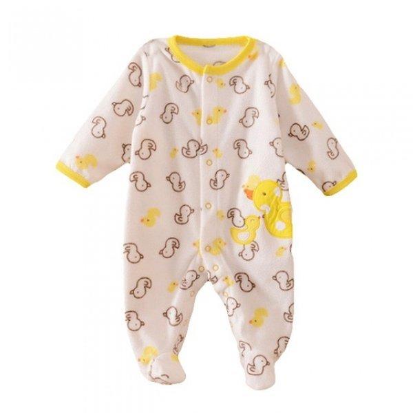 엄마오리와 아기오리 발싸개 우주복(0-12개월)203356 상품이미지