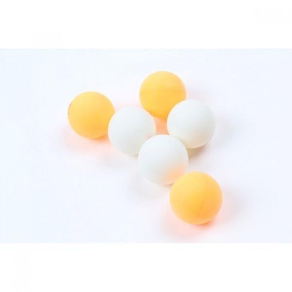 탁구공 탁구 플라스틱볼 연습구 시합용 화이트 오렌지 상품이미지