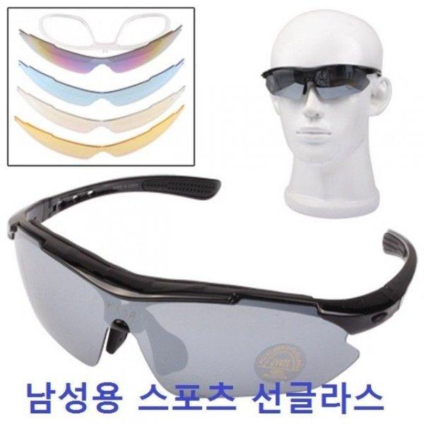 남성용스포츠선글라스 스포츠선글라스 고글 스키고글 상품이미지