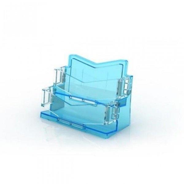 아트사인 명함꽂이 (아이홀더 파랑) 2단 BHB3002 상품이미지