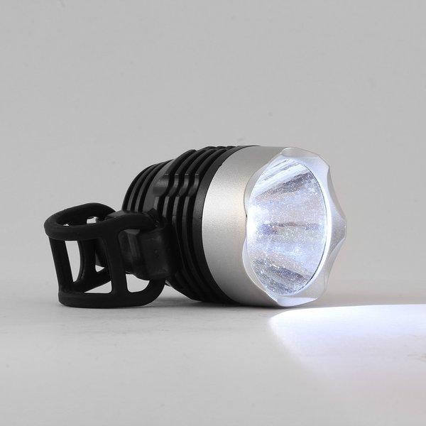 LED 자전거 전조등(실버) 상품이미지