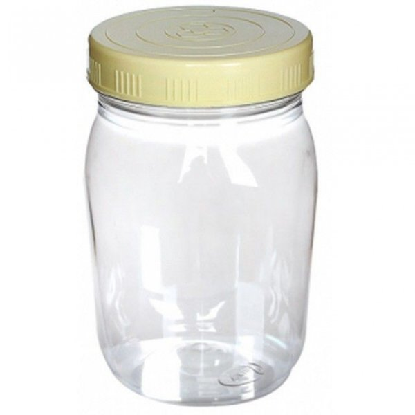 플라스틱 꿀병 2.4KG 상품이미지