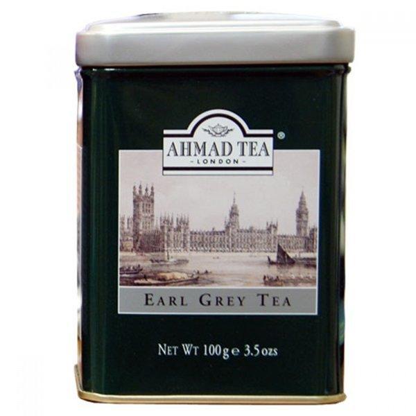 얼그레이 홍차 100g Earl Grey ahmad tea 상품이미지