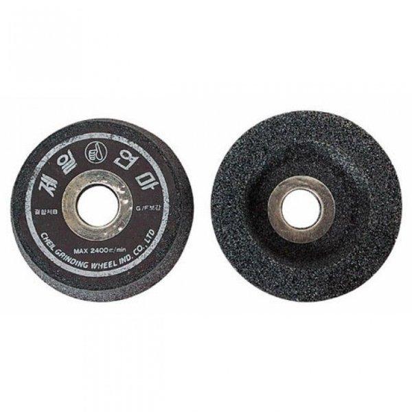 제일연마-1570524 컵형 연마석-도끼다시/3in/75x32Tx1 상품이미지