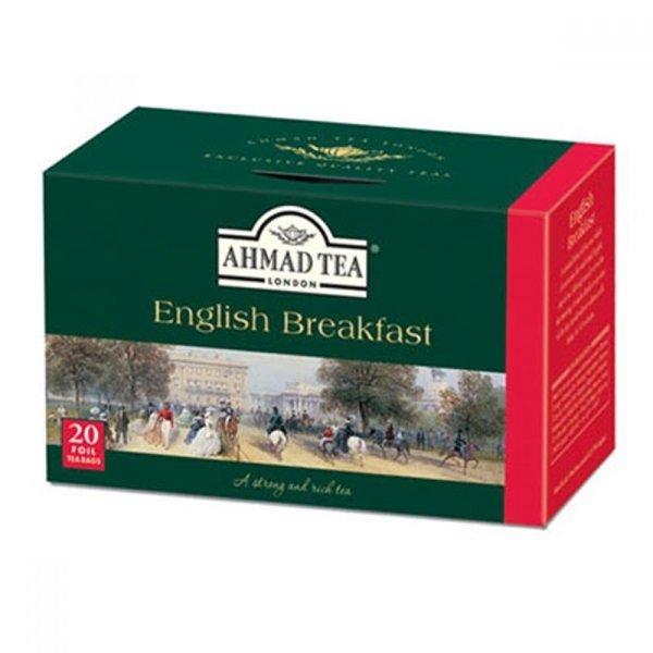 브렉퍼스트 홍차 20티백 브랙퍼스트홍차 ahmad tea 상품이미지