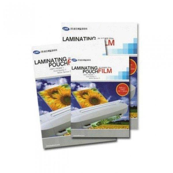 LMK 코팅필름 A4 216303mm100mic 100매 상품이미지