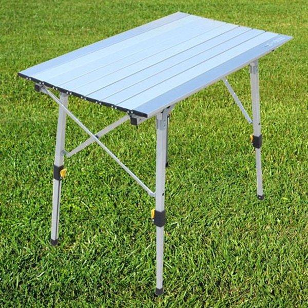 알루미늄 2단 폴딩테이블 가방포함 접이식테이블 캠핑 상품이미지