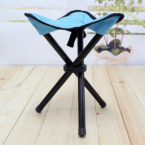 야외용 접이식 삼각발 레저의자 상품이미지
