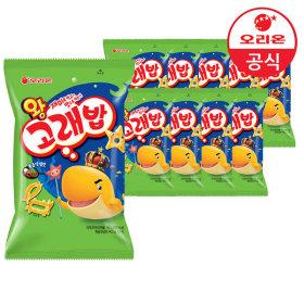 왕고래밥 볶음양념맛 56g x 10봉