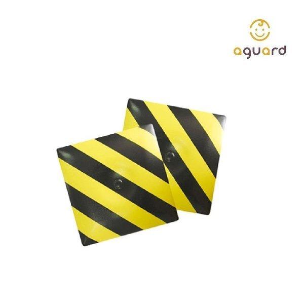 (아가드) 안전무늬보호대(벽매트) 2입 상품이미지