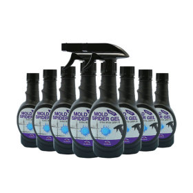 Dukkubi Black spider Mold Cleaner / Spray type / Gel type /SET