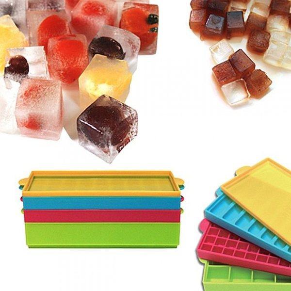 대코 실리콘 찬합얼음틀-반찬통-다용도통 주방용품 야 상품이미지