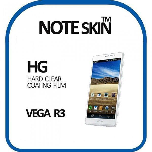 노트스킨 베가R3 A850S K L 고광택 액정보호필름 상품이미지
