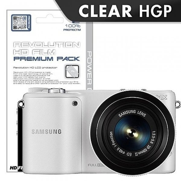 삼성 미러리스카메라 NX2000 올레포빅 액정보호필름 상품이미지