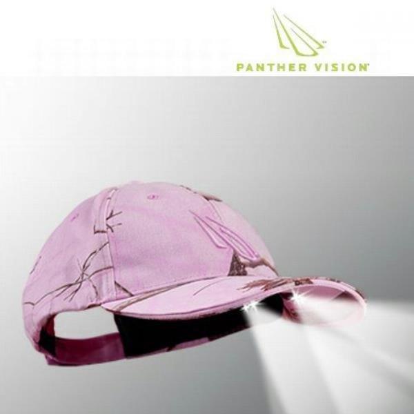 팬셜비젼 핑크 포리스트 LED 4구캡 상품이미지