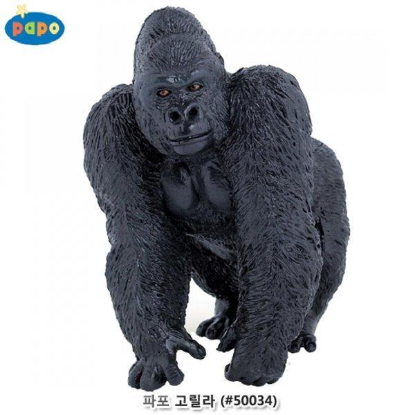파포 (동물 모형완구) 고릴라 ( 50034) 상품이미지
