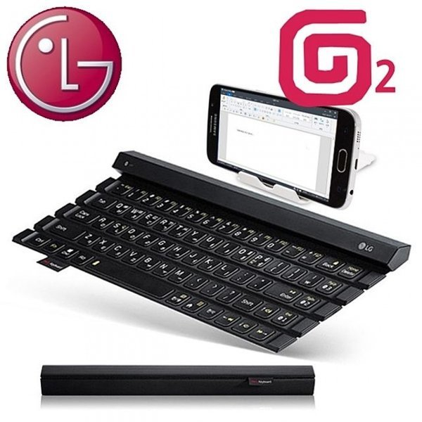 LG 5단접이 미니 블루투스 스마트기기 키보드 상품이미지
