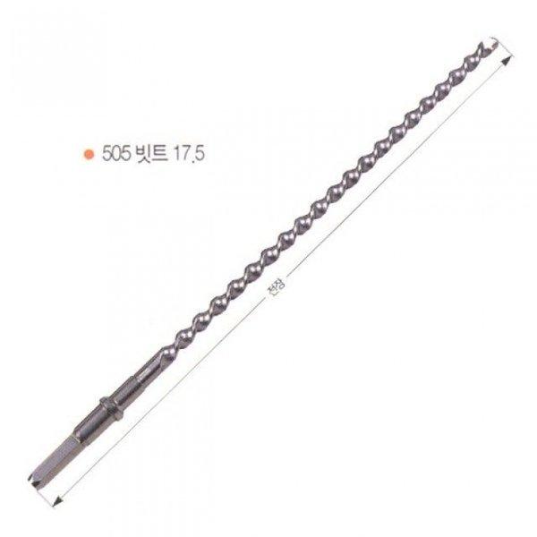 태양파워-5220186 육각타입 4날 콘크리트비트/22.0mm/ 상품이미지
