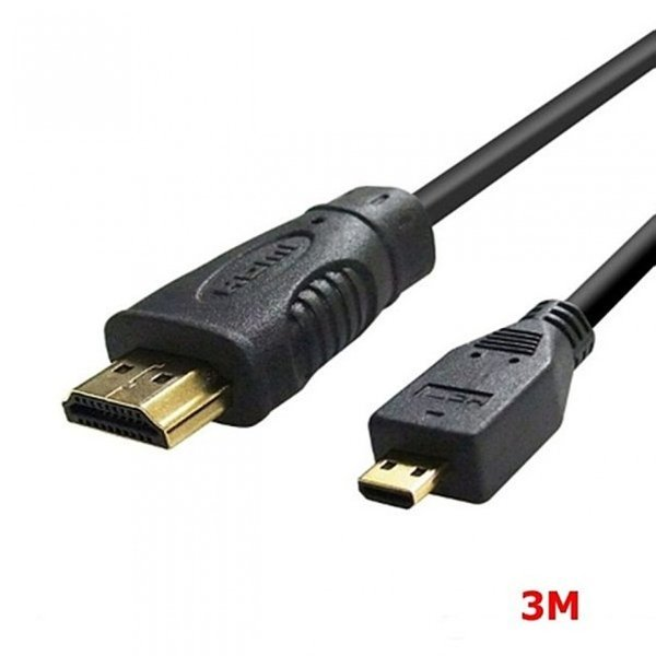 (NTS) HDMI V1.4 to Micro HDMI케이블 3M (WH2897) 상품이미지