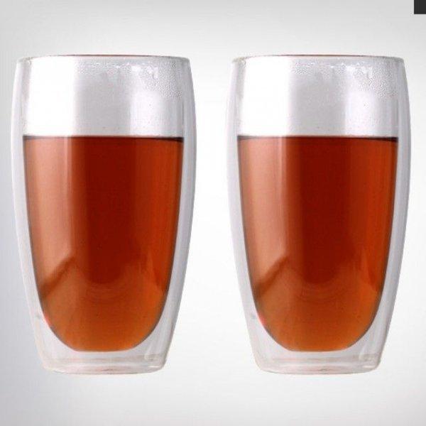 시타 더블월 글라스컵 2개 420  ASD4560 이중/머그잔 상품이미지