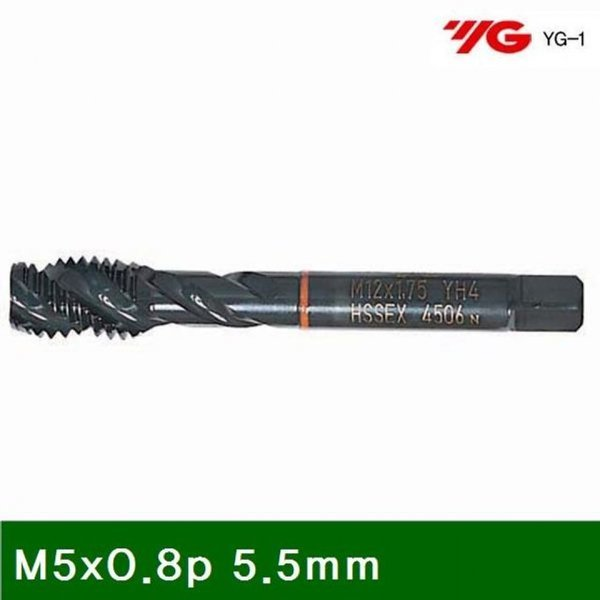 멀티원탭 M5x0.8p 5.5mm 60 (1EA) 상품이미지