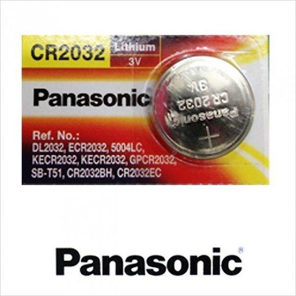 파나소닉 CR2032(10알) 3V 리튬전지 리튬건전지 상품이미지